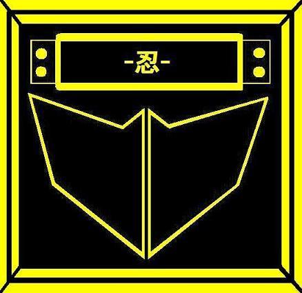 俺ロゴ黒黄