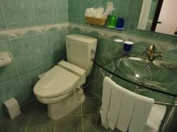 AJ幸喜 トイレ