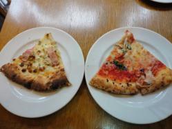 ラ・パランツァ 焼きたてピザ