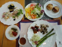 カフェトスカ前菜