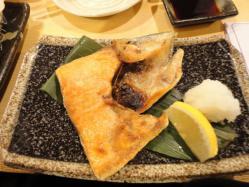 開陽亭 鮭児焼き