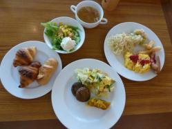 リゾートヴィラブリッサ 朝食