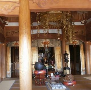 円福寺内部