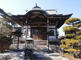 円福寺如意輪堂
