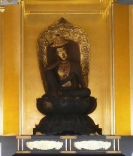 円福寺如意輪像