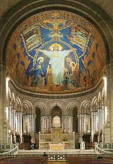 パリモンマルトル聖堂