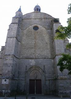 プロバン教会1