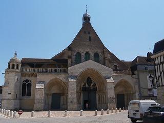 プロバン教会2
