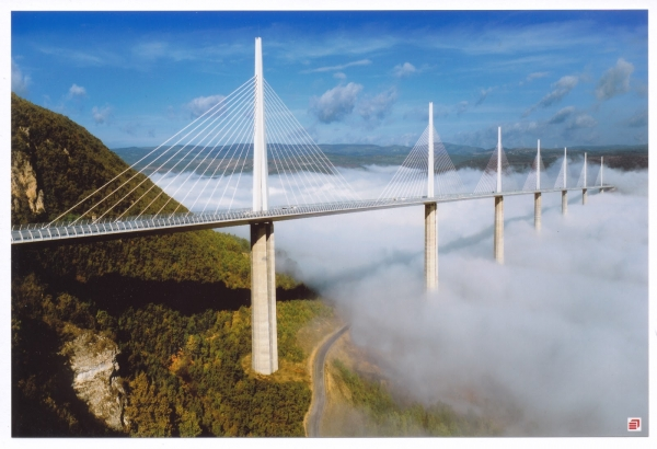Dag 14 - Viaduct Millau_0004