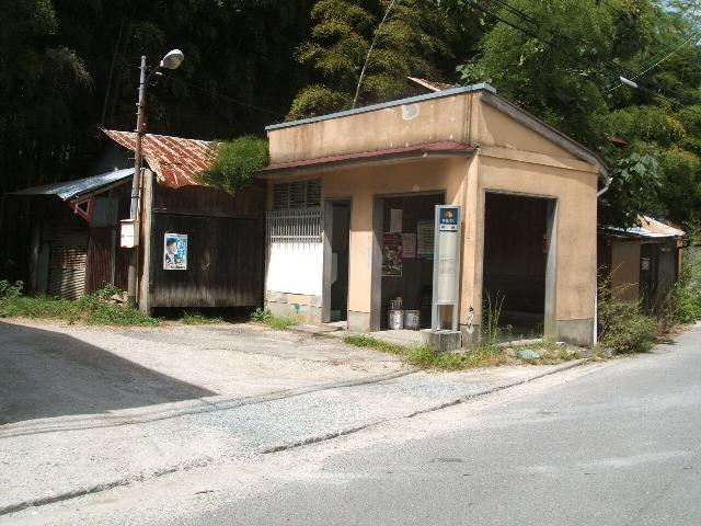 神納バス停2