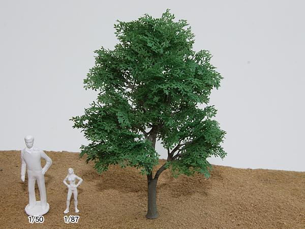 リアルツリー・緑豊かな樹木(80)1