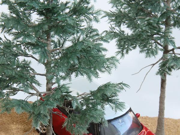 リアルツリー・深緑の針葉樹(150)4