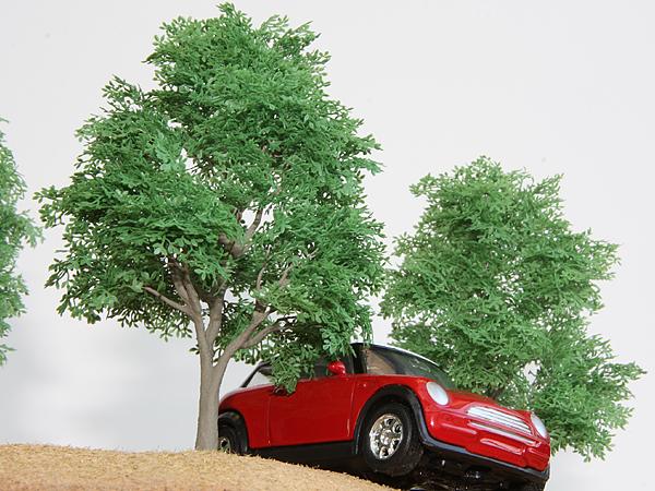 リアルツリー・緑豊かな樹木(80)3