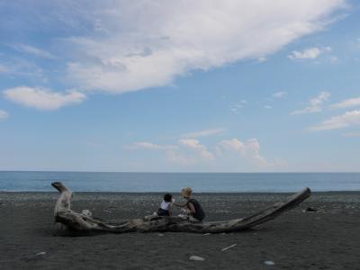 beach at Shingu