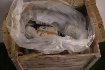 リサイクルゴミ箱2