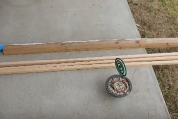 余った木材1