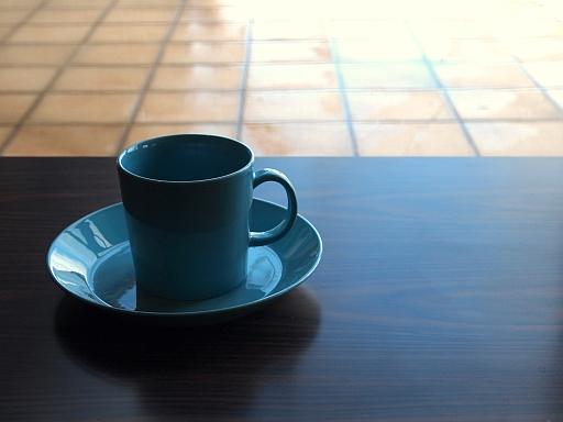 雨の日とコーヒーと