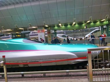 10新幹線