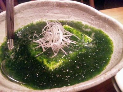 09青のり豆腐