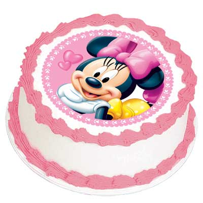 Cake Decorating Ideas Minnie Mouse : Planning a Terrrific Minnie Mouse Birthday Party jareceqyk