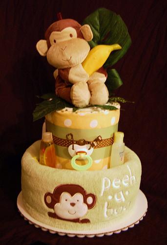 Monkey Cake Ideas