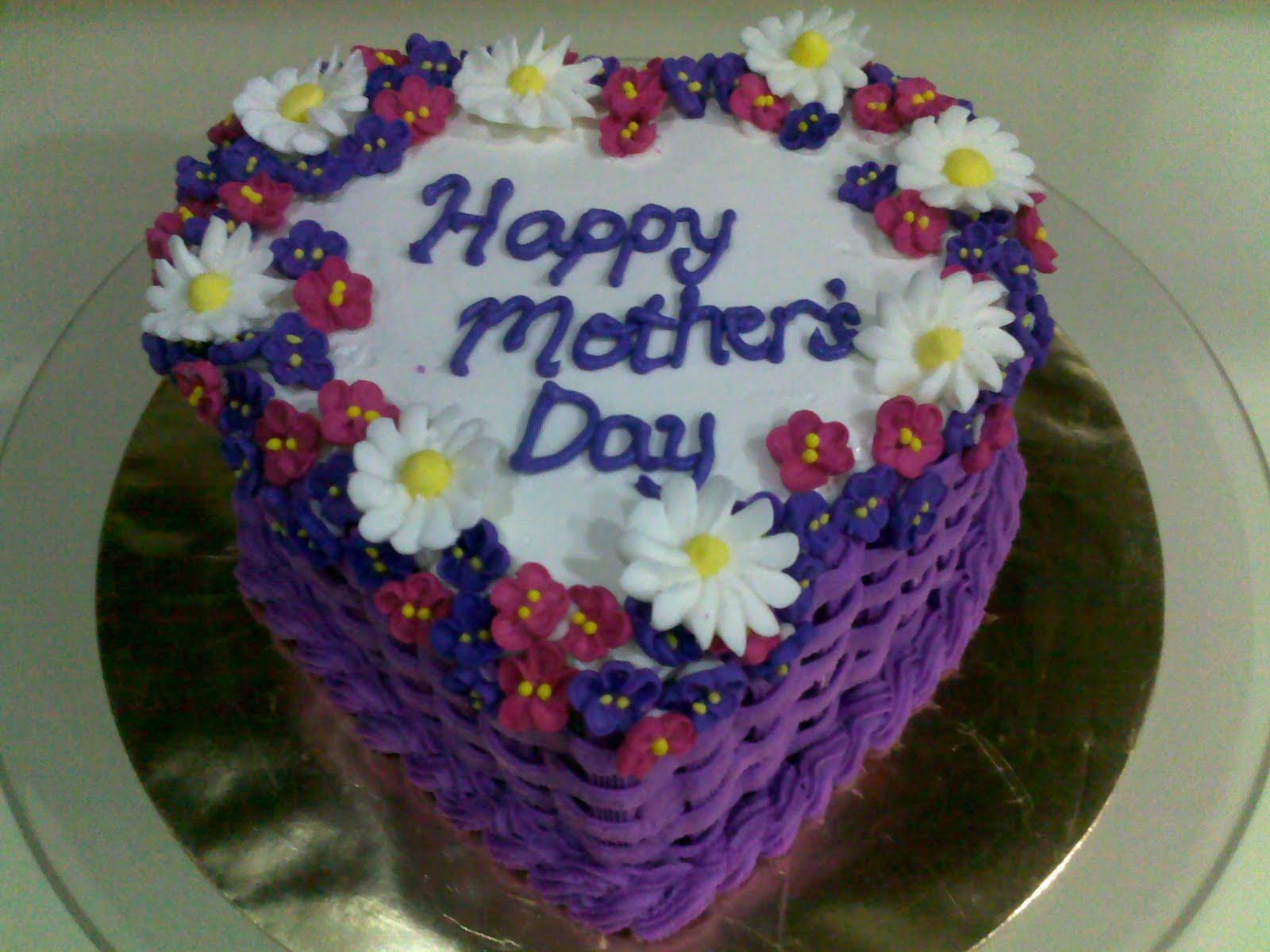 Cake Decorations For Mother S Birthday : Delightful Mother s Day Cake Ideas jareceqyk