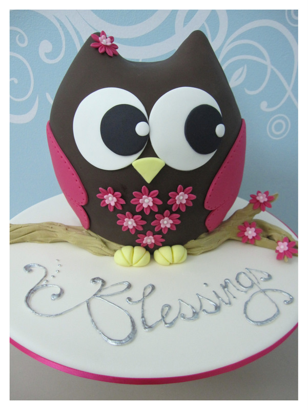 Outstanding Owl Cake Decoration 601 x 800 · 123 kB · jpeg