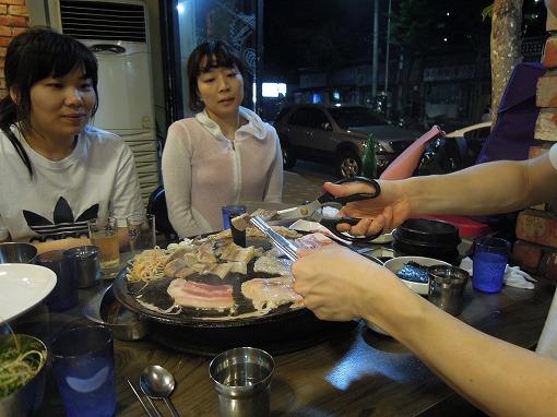 肉をチゾーラ