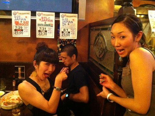 左、渋谷の新メンバー!