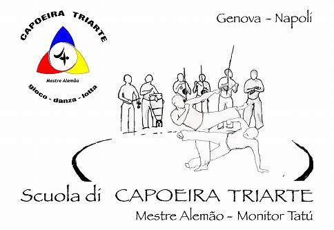 capoeira triarte Napoli