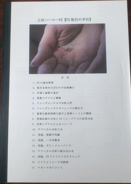 上田ハーローFX