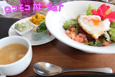 ロコモコ丼⑧