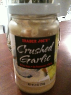 crushed garlic1