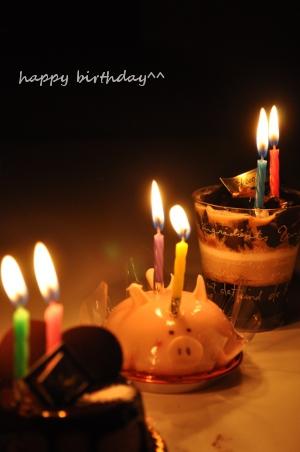 誕生日ケーキ 2012