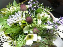 ポプリ造花