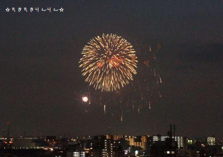 花火大会☆①
