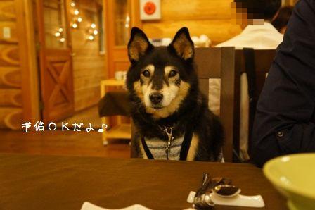 ディナーtime①