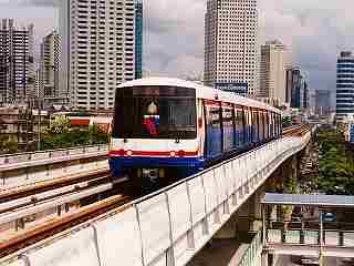 BTS「Bangkok (Mass) Transit System」