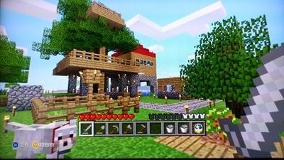 我が家のツリーハウス