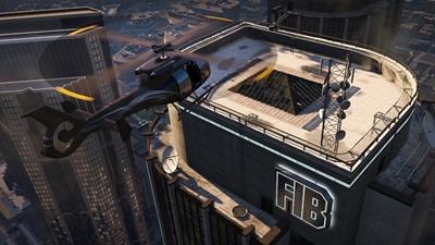 FIBの建物