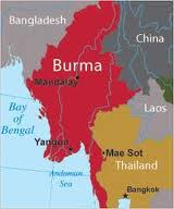 COLOR BURMA PICTURE