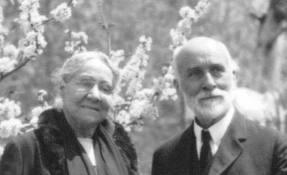 Jonathan and Rosalind wheaton