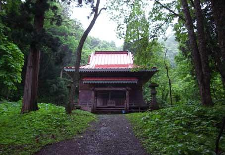 和井内神社