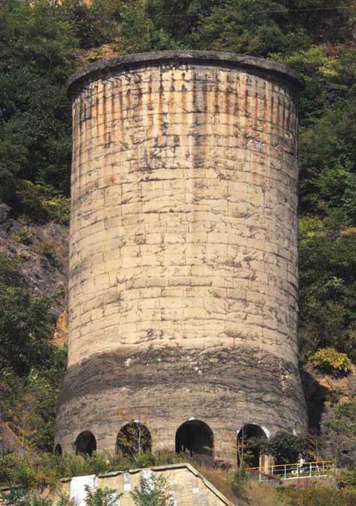 ダルマ煙突
