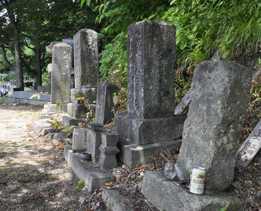 和井内家墓所