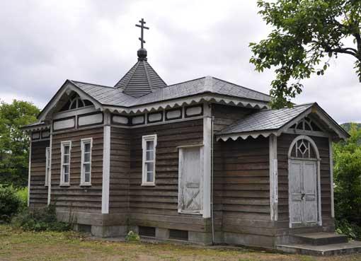 曲田福音聖堂
