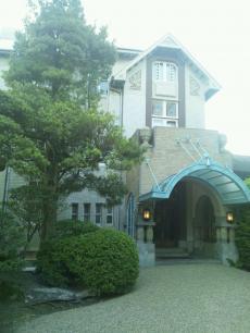 老舗ホテル