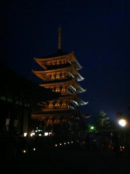 東寺五重塔201208
