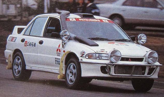 RAJ サファリテストカー