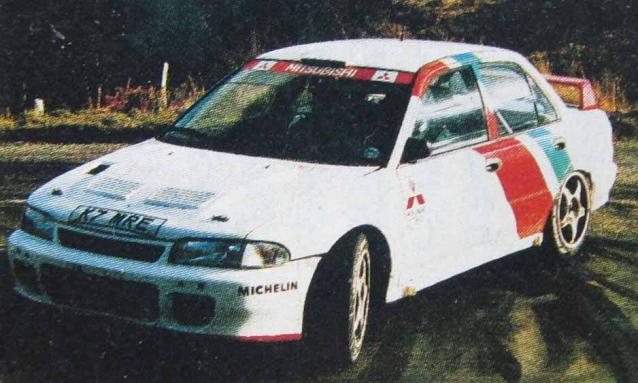 94モンテテストカー